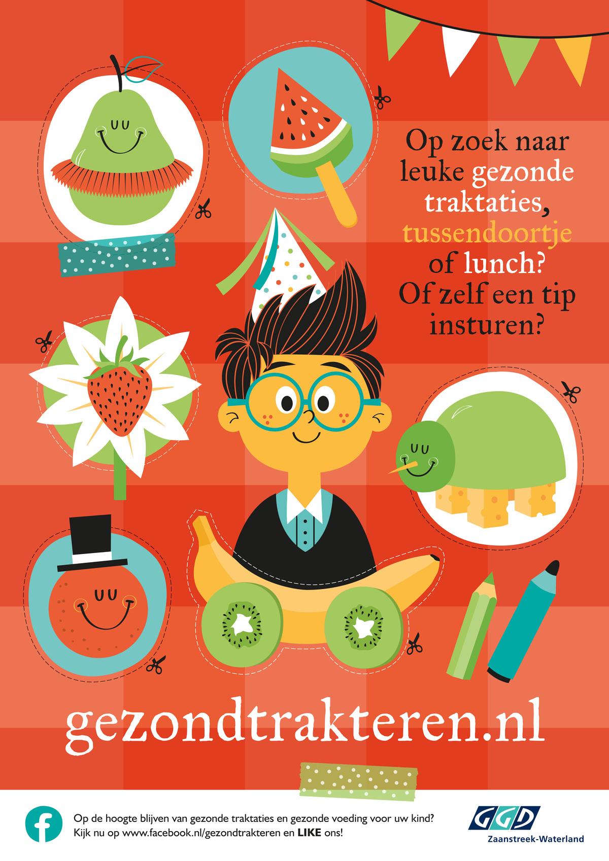 Kleurplaten Over Gezond Eten.Gezond Eten Jogg Zaanstad